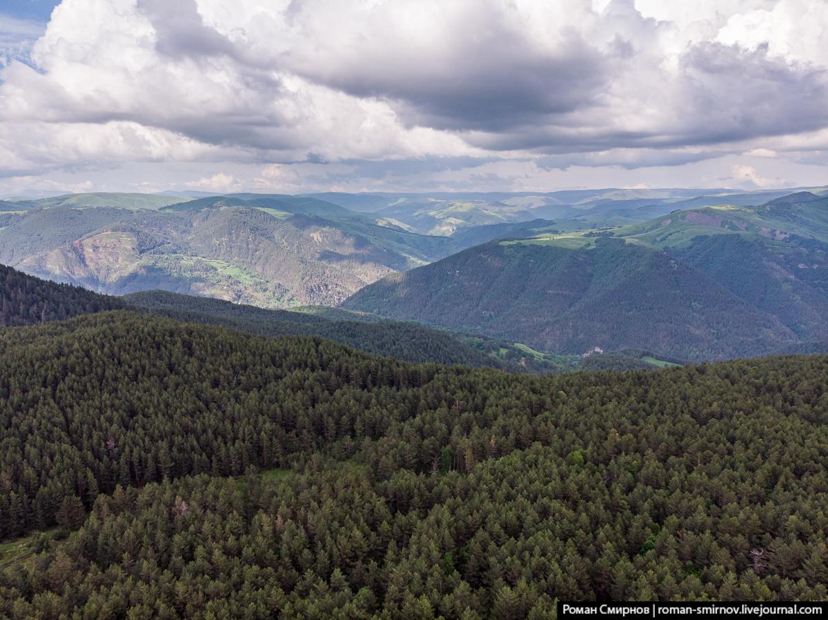 Долгожданный Кавказ. Горное озеро Хурла-Кёль - жемчужина Кавказа.