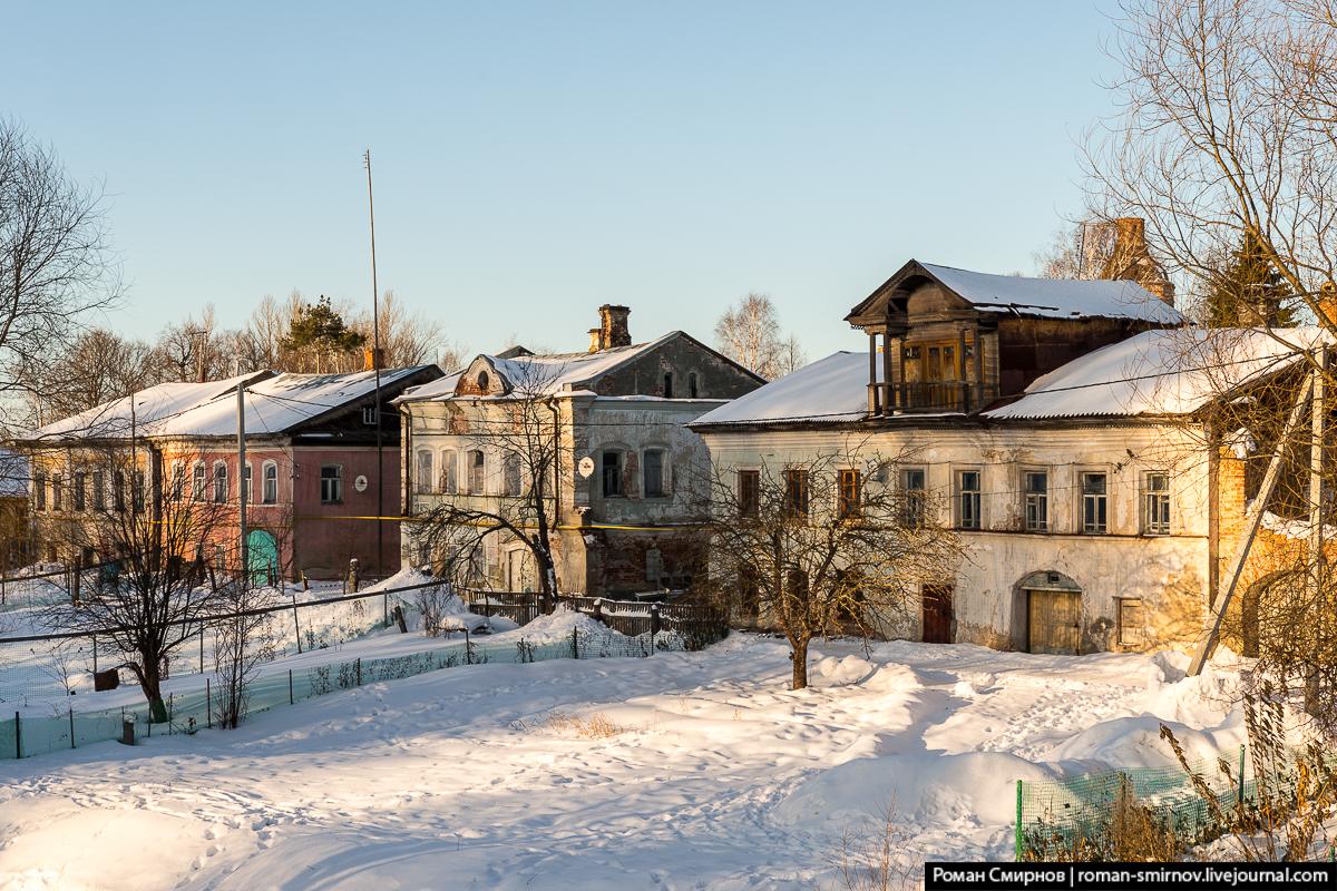 все фото села вятское ярославской обл