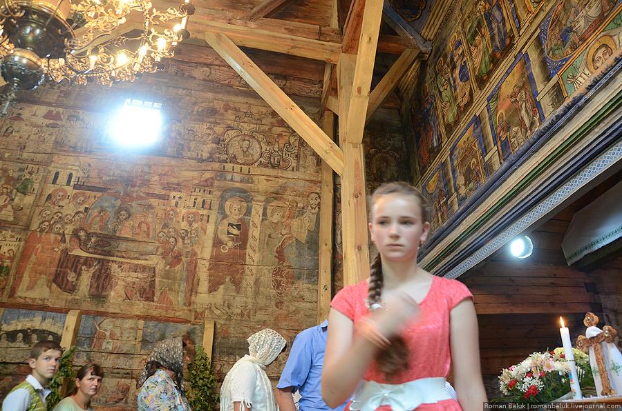 Церква у Потеличі