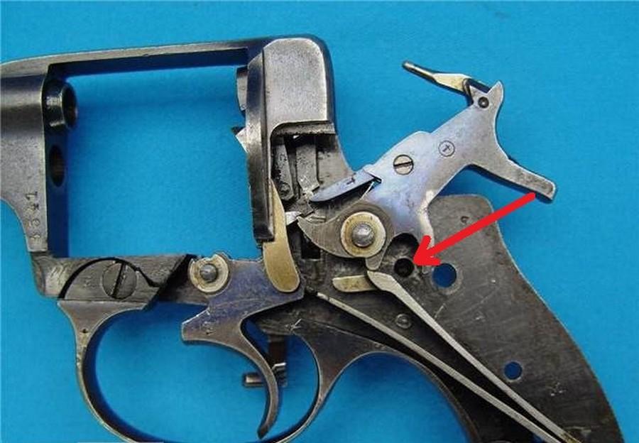 Красивые фото револьверов состоит двух