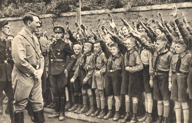 nazi youth So the hitler youth was founded as early as 1922, but it was not until hitler came to power in 1933 that the group took a prominent position in german society, as it became more or less obligatory.