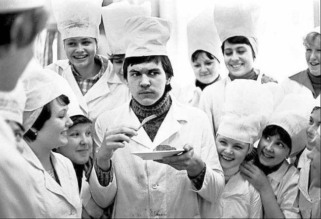Владимир Фролов_Кулинарное училище