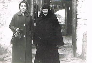 Вечная память: Отошла ко Господу княгиня Ирина Сергеевна Багратион-Мухранская