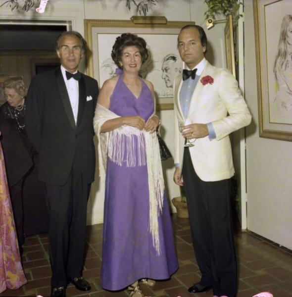 На 84 году жизни умерла Княгиня Джанет Романова