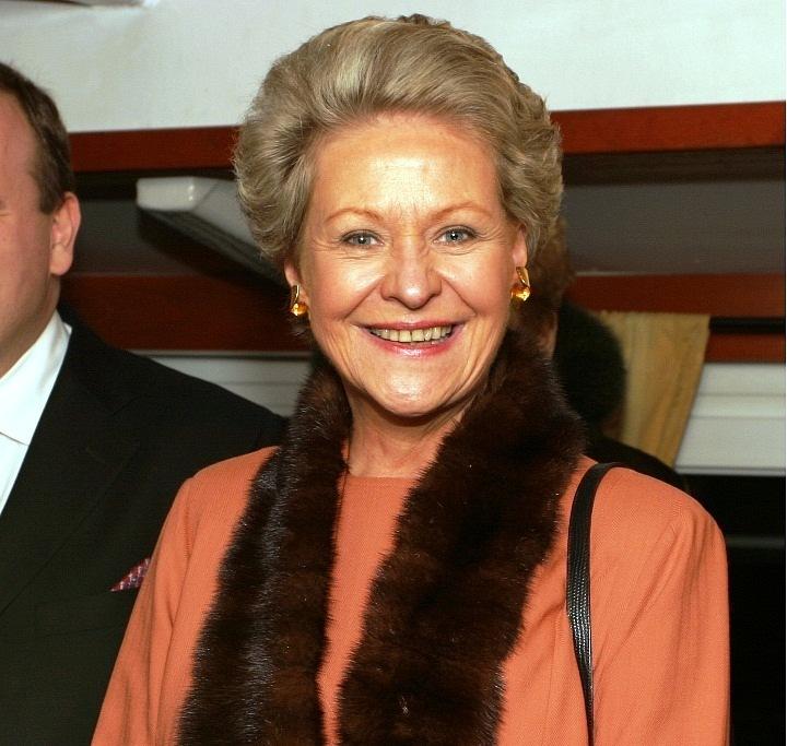 Княгиня Феодора Алексеевна празднует 75-летний юбилей