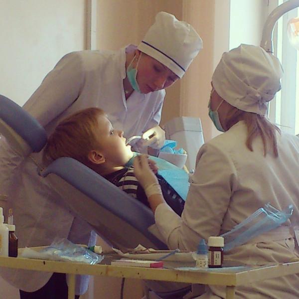Lev i stomatolog
