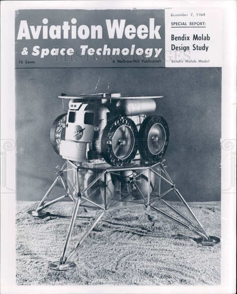 1965 Lunar Mobile Lab