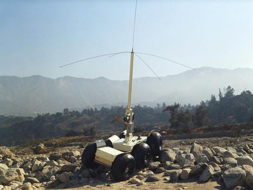 Surveyor Lunar Rover Vehicle