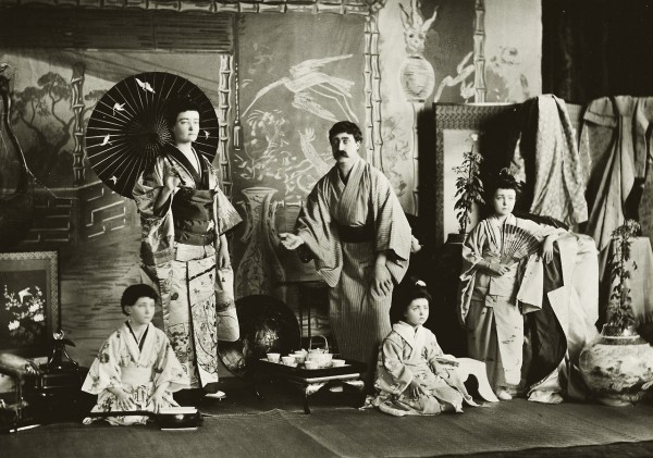 duke of Connaught with family