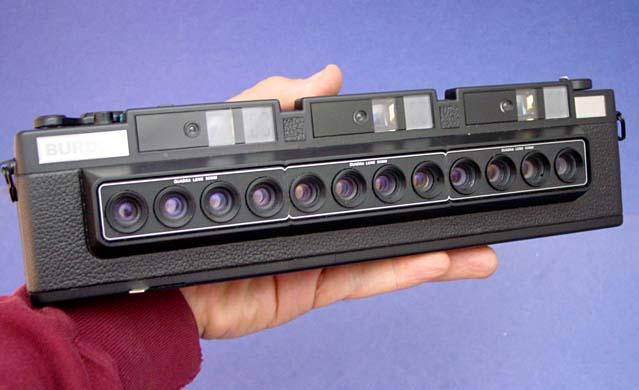 стереоскопический фотоаппарат Burdlo