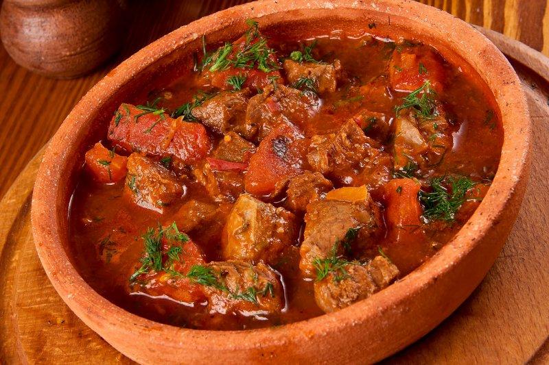 Грузинская кухня рецепты из свинины