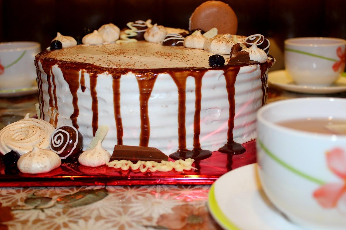 Торт к чаю картинки
