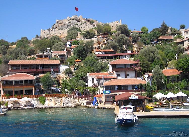 Остров в средиземном море