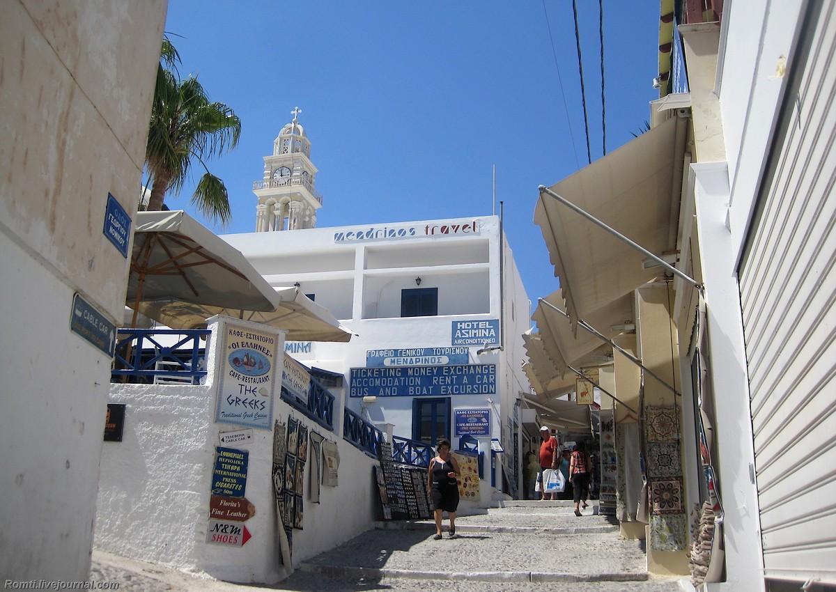 Белые дома и церкви
