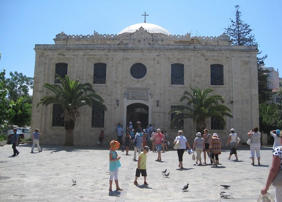 Церковь Крита