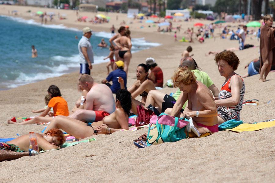 фото на пляже без стыда на пляже