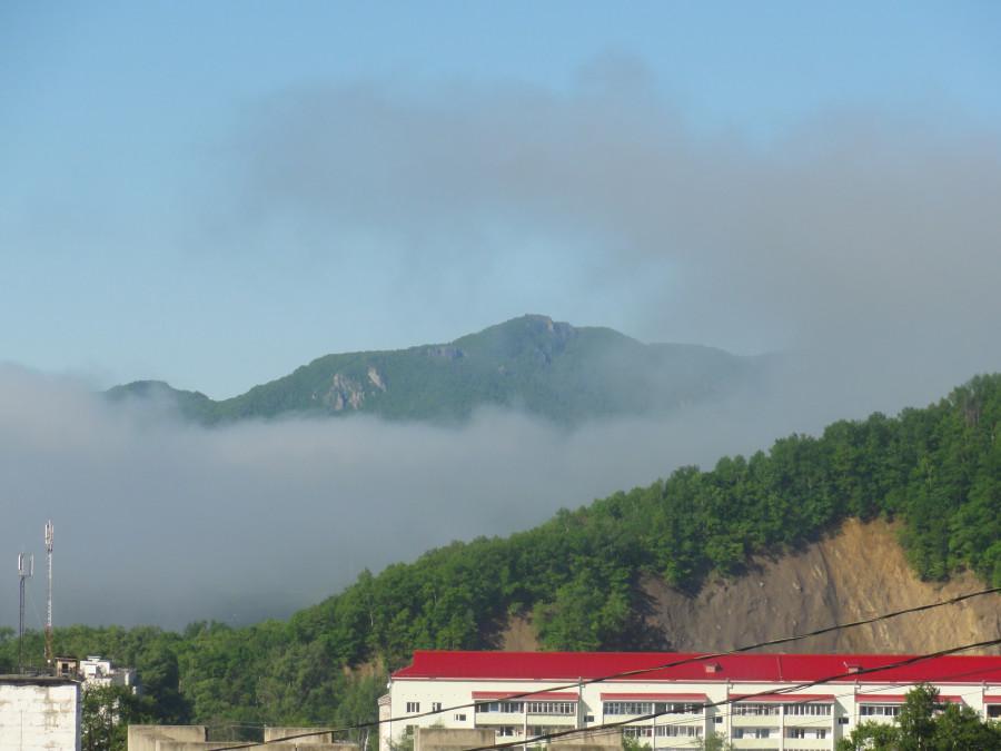 гора Больничная