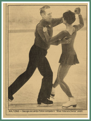 Ice Waltzing - from The Oregonian