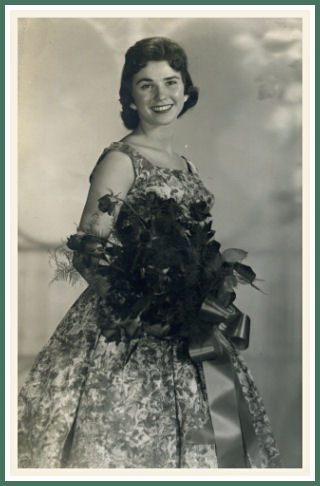 Maralyn Griffith - 1958 Princess from Washington high school