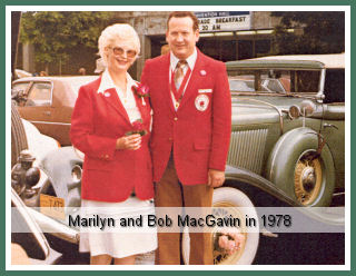 Bob and Marilyn