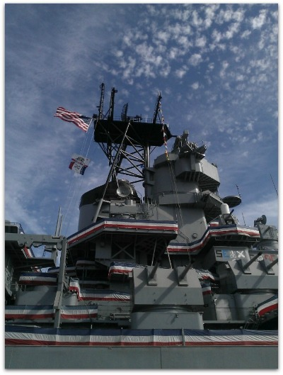USS Iowa for Blog