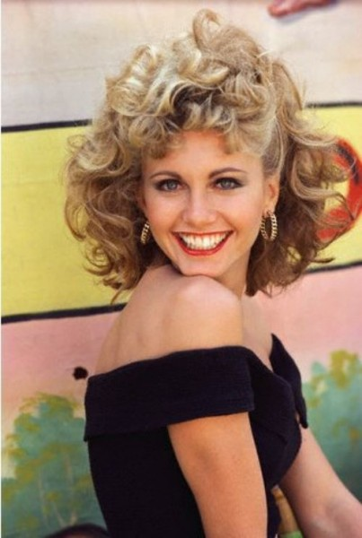 Hair Sandy From Grease Beauty 101