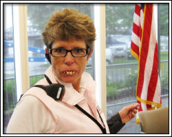 2010 Rose Festival - President-Elect Sue Bunday