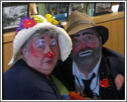 2010 Rose Festival - clowns