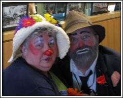 2010 Rose Festival - clowns