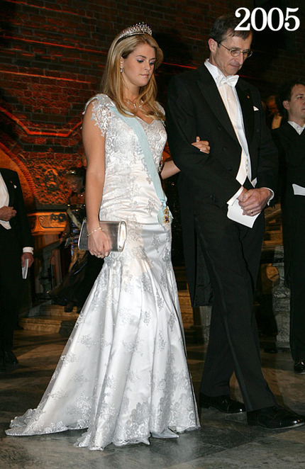 Нобель 2005 г