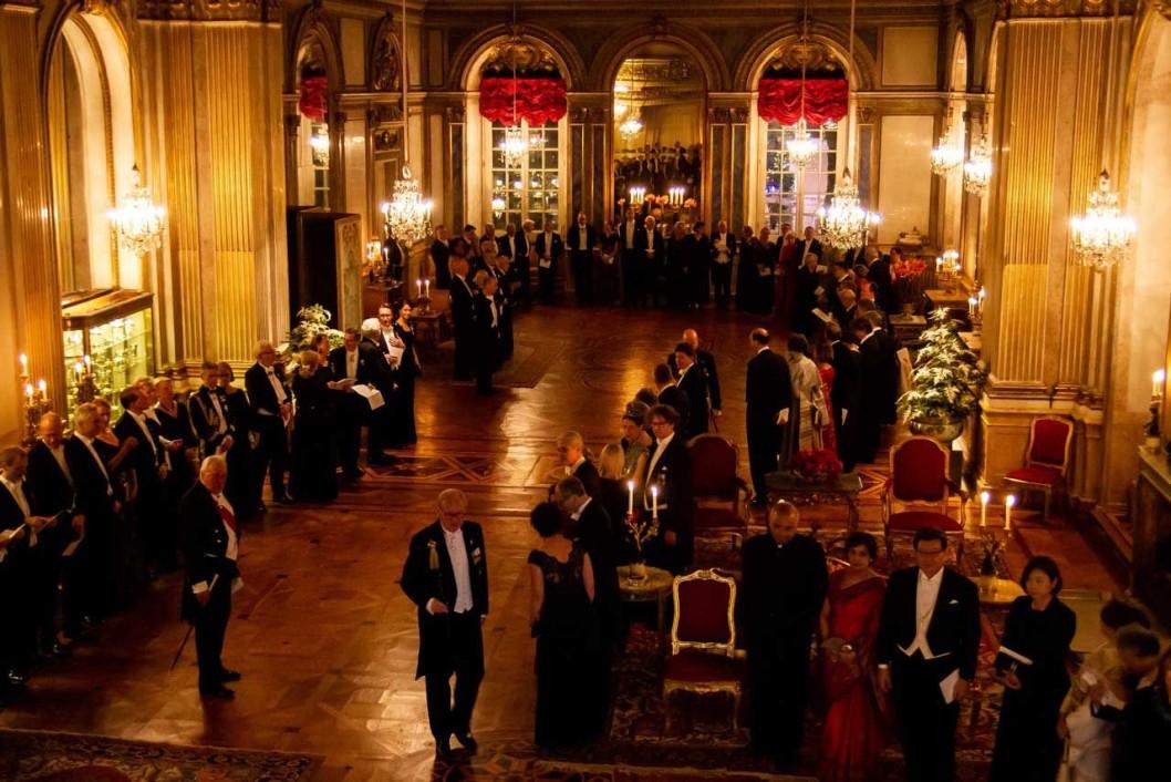 2019 г . Сбор гостей в Белом зале