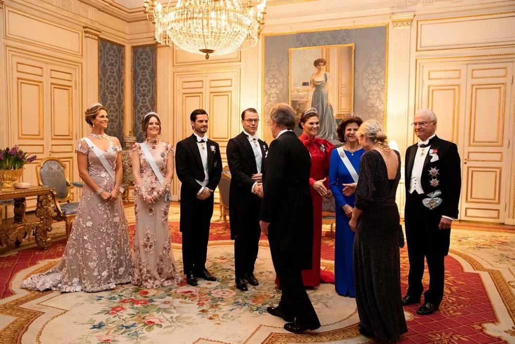 Королевский обед 2019 г.