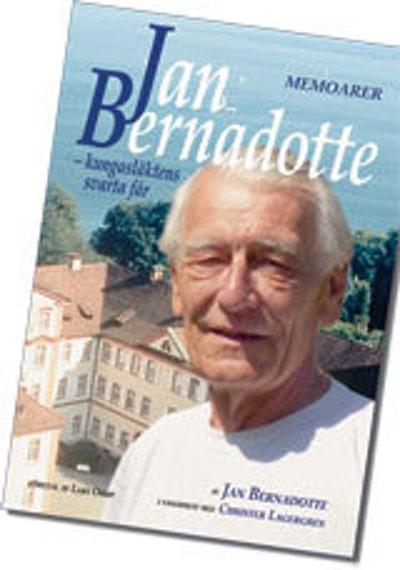 """Jan Bernadotte - kungasläktens svarta få"" ( ""Ян Бернадотт — черная овца королеских родственников"", мемуары)"