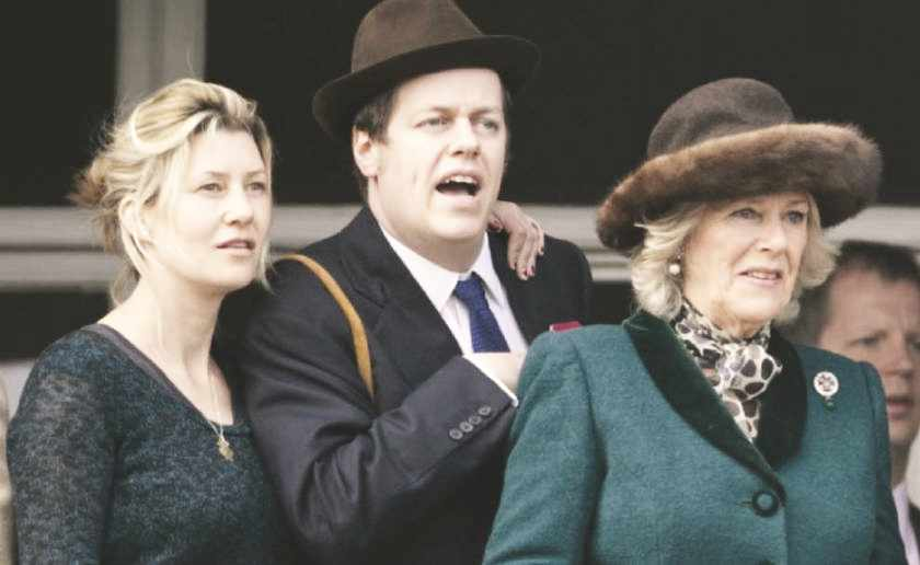 Alice Procope, Tom Parker и Camilla Parker Bowles