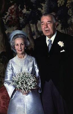 свадьба Лилиан и Бертиля