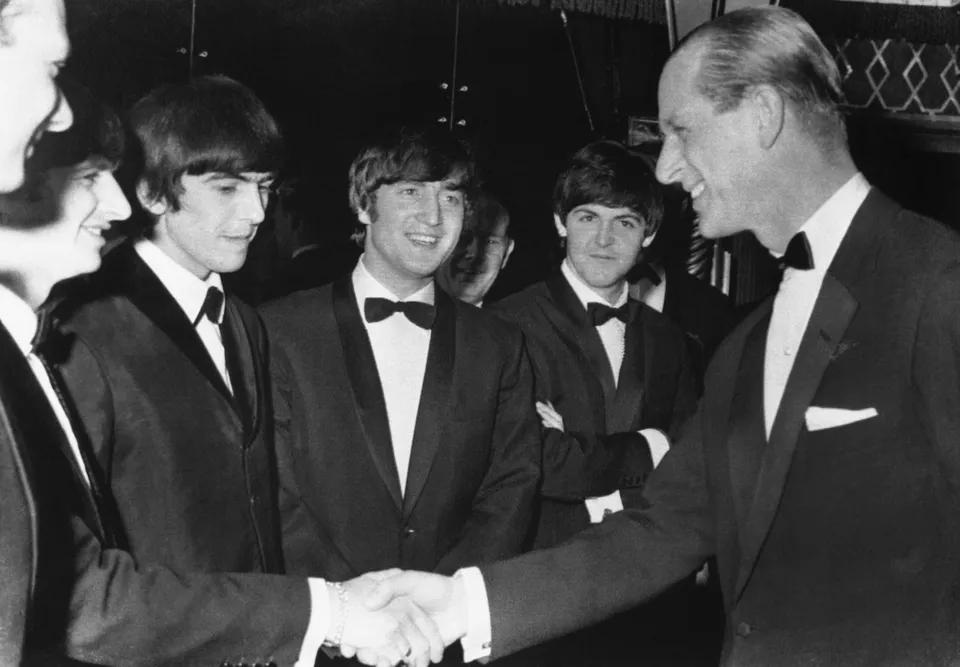 Встреча с Битлз, 1964 г.