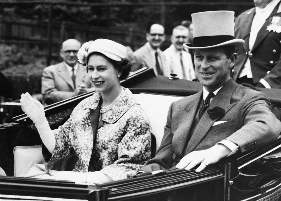 Royal Ascot, 1957 г