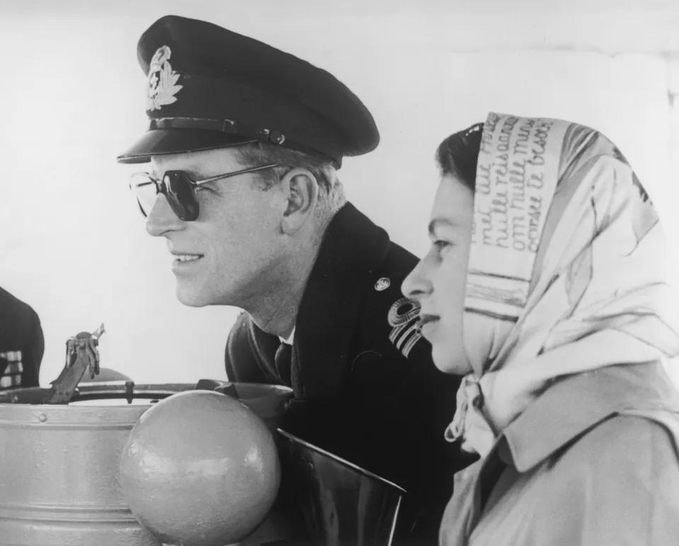 По пути в Британскую Колумбию, 1951 г.