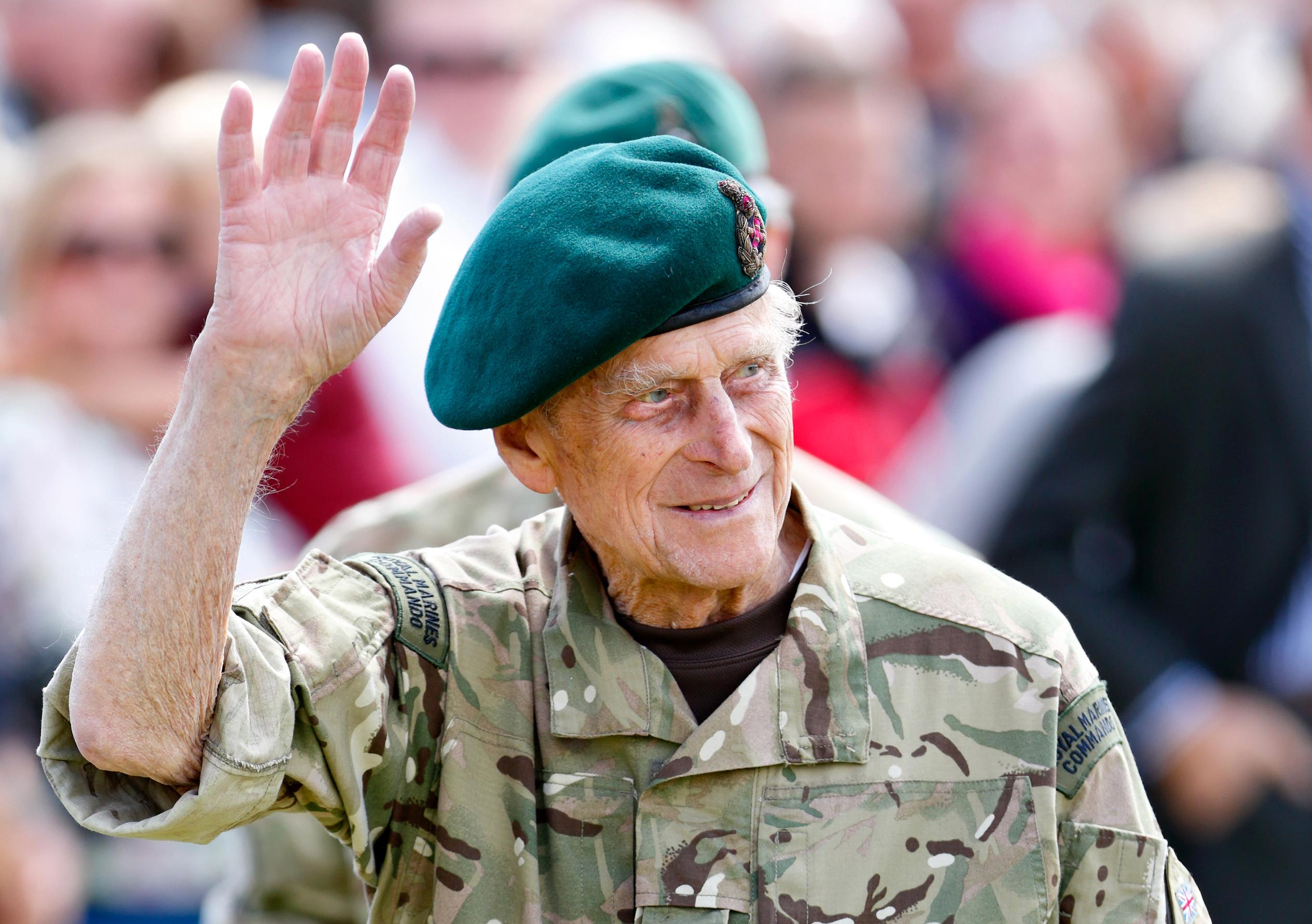 Прощайте, Ваше королевское высочество принц Филипп, герцог Эдинбургский, принц Греческий и Датский!    Вас помнят.