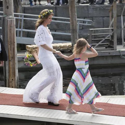 Норвежская принцесса Марта Луиза, июнь 2016 г.