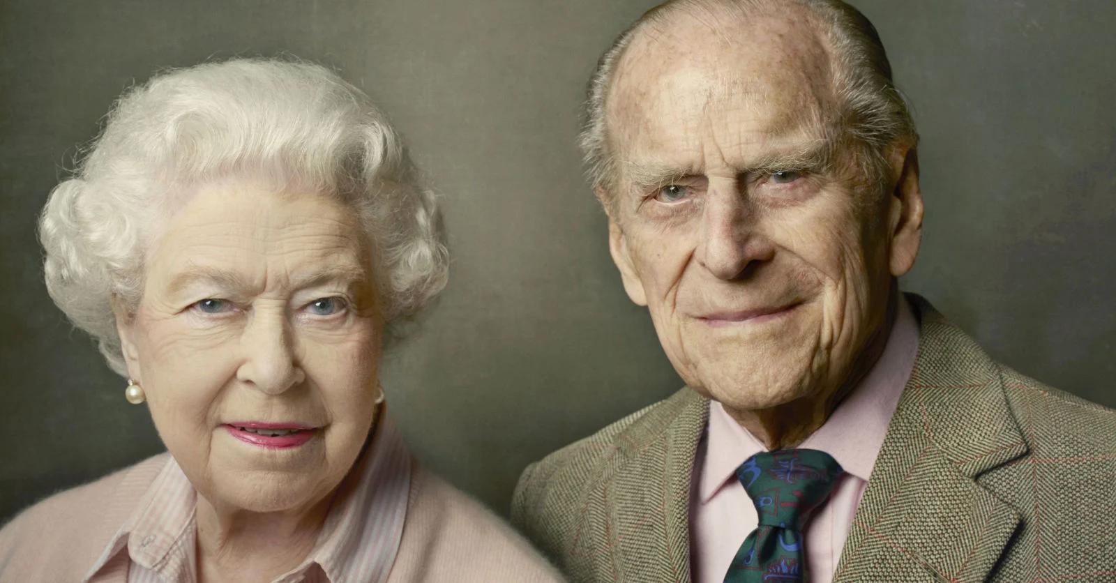 Королева Елизавета и её дорогой Филипп ( 1921-2021 )