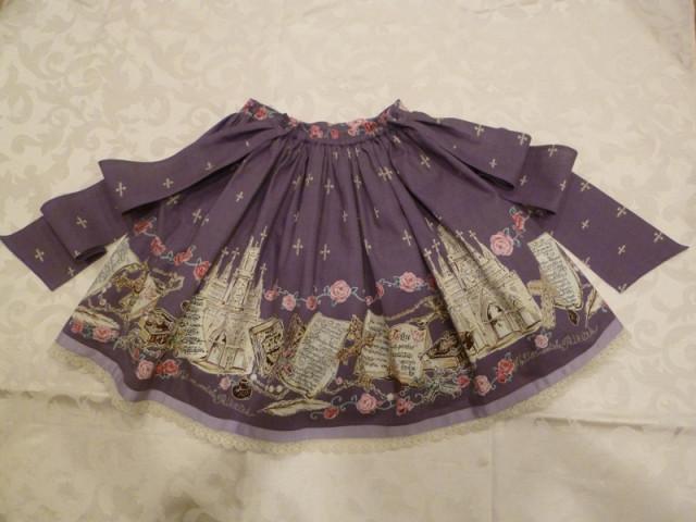 Mephisto Skirt 1