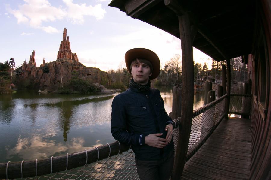 Привет, я Михаил Роскин
