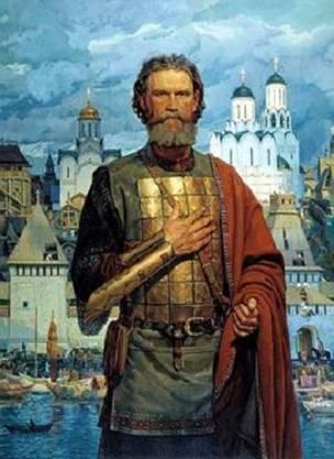 Маторин Виктор - Святой благоверный великий Московский князь Дмитрий Донской