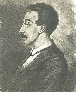 И. Матюшин, гравюра с неизвестного оригинала,