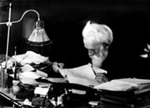 В. И. Вернадский, 1940 г.