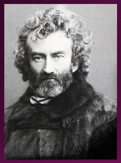Миклухо-Маклай зимой 1886—1887 годов. Санкт-Петербург