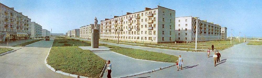 Восточный бульвар в ЗасвияжьеСейчас все спрашивают - а где это Восточный бульвар Да это - проспект 50-летия ВЛКСМ!