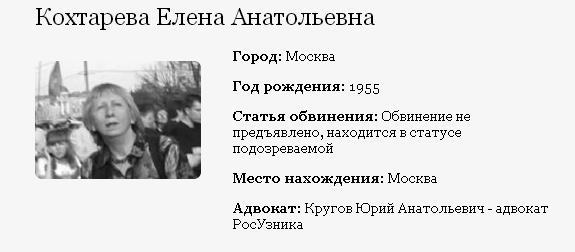 Елена Кохтарева