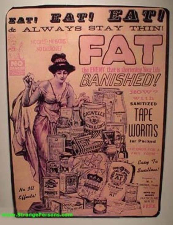tape worm ad